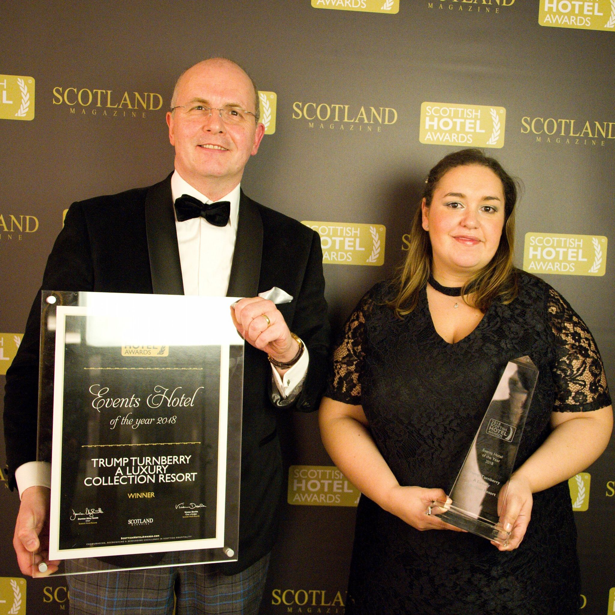 Trump Turnberry Events Hotel of the Year