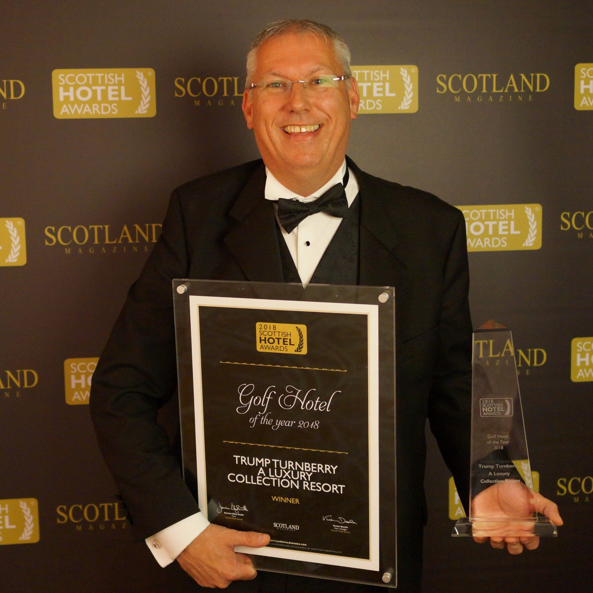 Trump Turnberry Golf Hotel of the Year